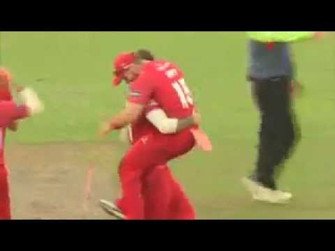 Clark buzzing for T20 final-2014