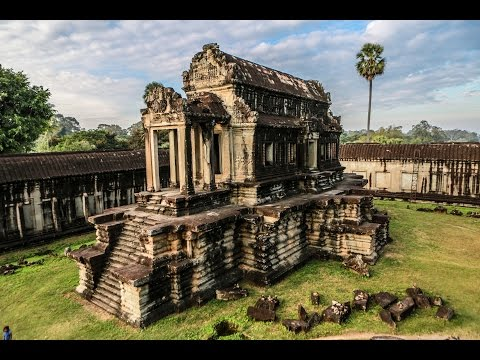 Angkor Wat Temple - World's Largest Religious Structure