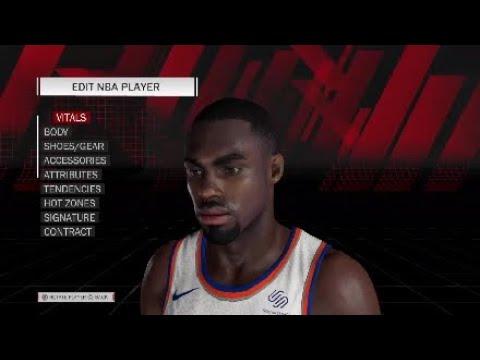 NBA 2K18 (Tim Hardaway Jr.)