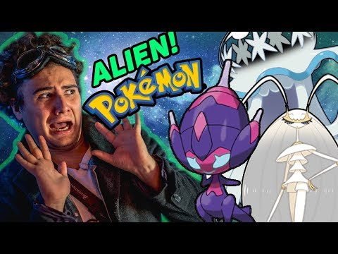 Will The Ultra Beasts Cause The End Of The World?! - Real Life Pokemon