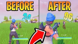 How to Have 100% Bloom Aim Fortnite Tips and Tricks! How to Aim Better in Fortnite Ps4/Xbox Tips!
