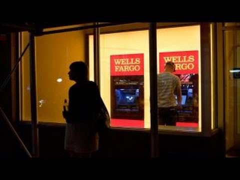Rough Month For Wells Fargo