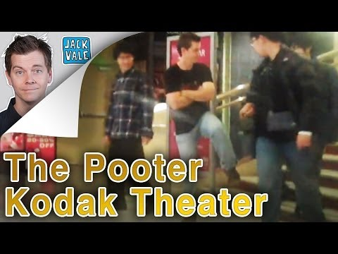 The Pooter at the Kodak Theater