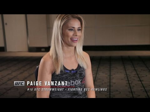 Fight Night Vancouver: Paige VanZant - This is Where I Belong