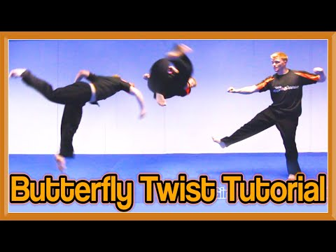 Butterfly Twist Tutorial (B-Twist) | GNT How to