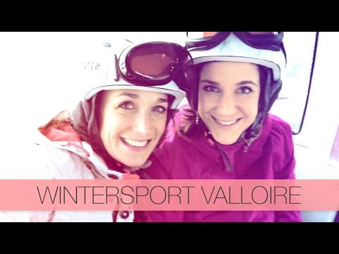 VLOG WINTERSPORT VALLOIRE | CLF TUBE