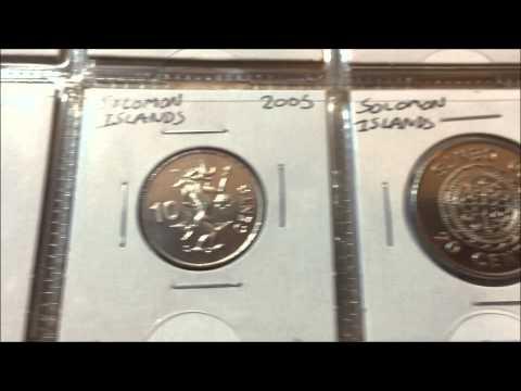 World Coin Collection 2015: Oceania (3/6)