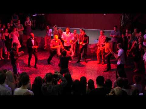 DASHA REUT & Co. 4-th Siberian Salsa Fest.