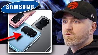 Galaxy S20, S20 Plus, S20 Ultra - Which To Choose?