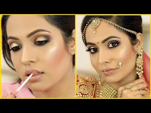 Tutorial: How to Smokey Eyes Party Makeup