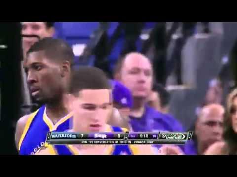 Festus BLOCK   Golden State Warriors Vs Sacramento Kings   12   19   2012   NBA Season 2012   13