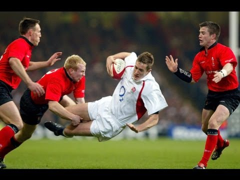 Grand Slam Years: England: Wales v England February 2003