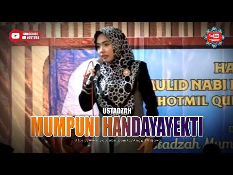 USTADZAH MUMPUNI HANDAYAYEKTI LIVE KERTAJAYA - LAKBOK [2017]