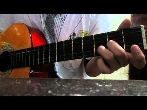 The Kooks- Young Folks (Easy Tutorial)