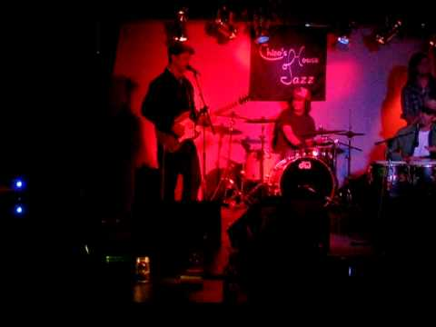 Eric Lindell @ Chico's House Of Jazz