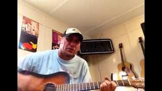 my eyes blake shelton acoustic cover by john gunter
