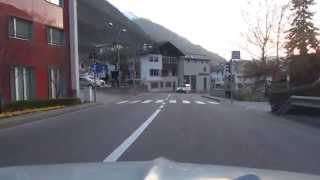Schlanders Silandro Latsch Laces Kastelbell Castelbello Tschars Ciares SS38 Südtirol Italien 8.4.15