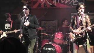 Rhinocerosライノセラス@JB.studioR23 2015/11/15 関 追悼ライブ.