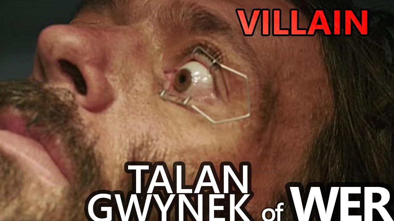 Download VILLAIN: Talan Gwynek, the werewolf of WER (2013)