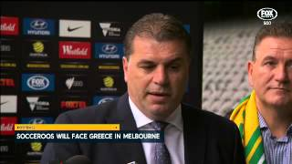 Melbourne will also host a Socceroos Greece clash in June