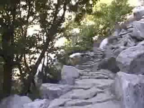 2 Yosemite Half Dome Trail up Part 2 of 5 // Mile 1.5 to 3.1 HDhour1