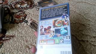 Моя коллекция игр на PSP