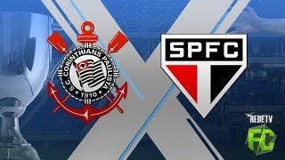 Corinthians 1x1 São Paulo - 10/11/2018
