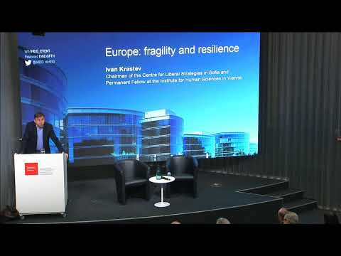Europe: Fragility And Resilience