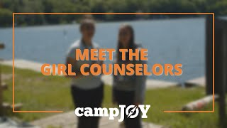 Meet the Girl Counselors   Camp Joy Summer 2021