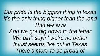 Tracy Byrd - Biggest Thing In Texas Lyrics YouTube Videos