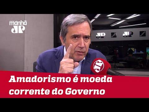 Villa: Bolsonaro comete erro crasso ao falar de vaga a Moro no STF