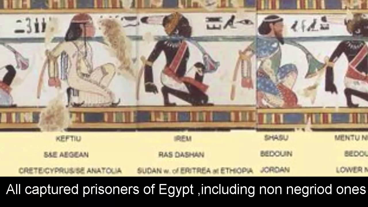 Never Negroids Ancient Egyptians Moors Leviants Near