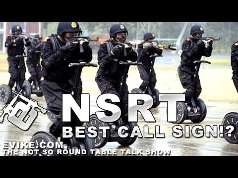 Best Call Sign? - NSRT Ep.26 - Airsoft Evike.com