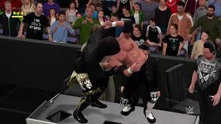WWE 2K17 1v1 online Against Kenny Omega