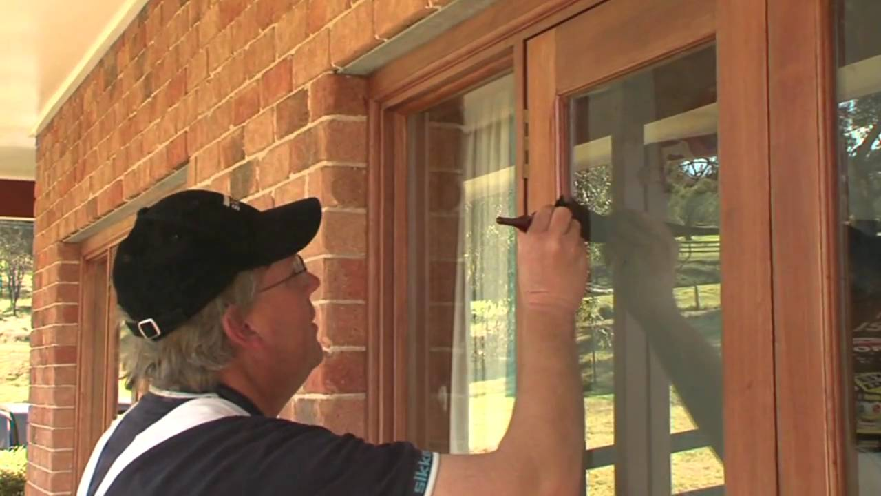 Sikkens   How To Prepare And Coat Time Windows And Doors