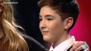 Fenómeno Fan (T2) | Samuel pasa a Semifinales gracias a Jaime Cantizano