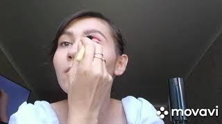 6 й день марафона по макияжу