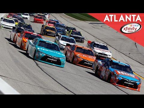 NASCAR XFINITY Series - Full Race -  Heads Up Georgia 250