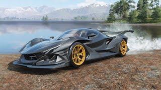 NEW CAR!!  Forza Horizon 4 - APOLLO IE - ON-ROAD