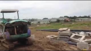 Đất nền khu dân cư Đồng Phượng - Đông Hưng Thuận - View Kênh THAM LƯƠNG