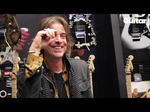 Me And My Guitar interview: Warren DeMartini from Ratt / Charvel Frenchie