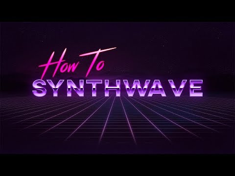 How To Synthwave | FL Studio Tutorial