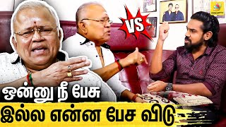 Radha Ravi Fiery Interview