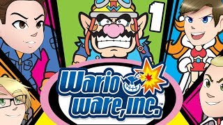 WarioWare Mega Party Games: Survival Fever - EPISODE 1 - Friends Without Benefits