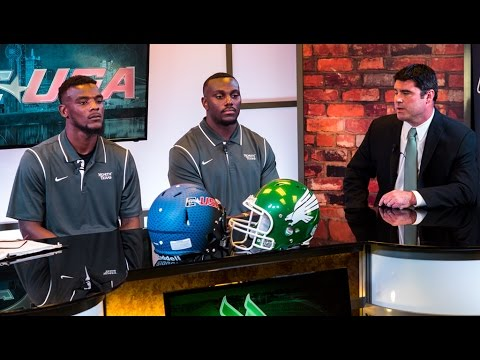 North Texas Football: C-USA Media Day Show 2016