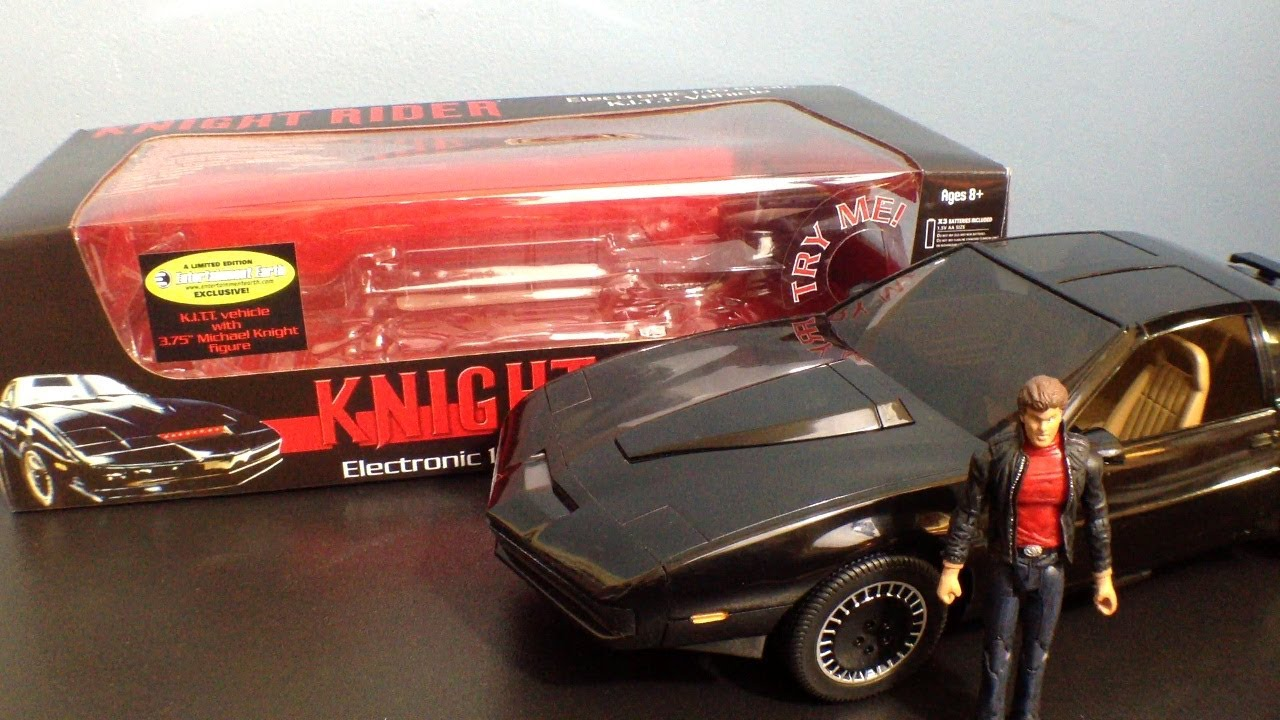 knight rider car toy the image kid has it. Black Bedroom Furniture Sets. Home Design Ideas