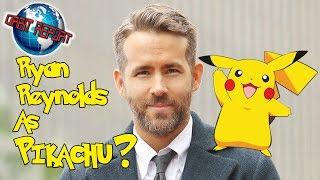 Ryan Reynolds As Pikachu - Orbit Report