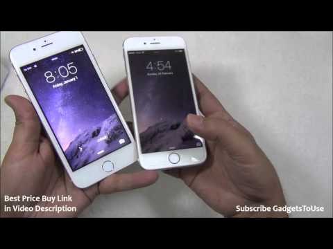 Fake iPhone 6 VS Real Orignal iPhone 6, Differences, Build Q