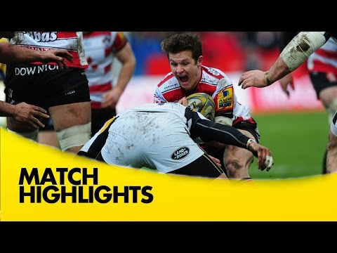 Gloucester Rugby V Wasps - Aviva Premiership 2015/16