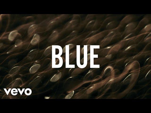 ZAYN - BLUE (Lyric Video)